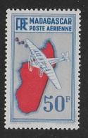 MADAGASCAR 1938 YT PA 14** - MNH - Madagascar (1889-1960)