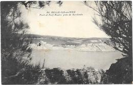 BELLE ILE EN MER : PORT ET FORT ANDRO - Belle Ile En Mer