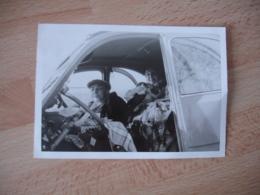 2 Cv Citroen Cliche Photo Interieur Voiture - Automobile