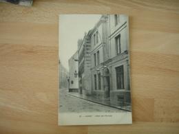 Cpa Jersey  Hotel De L Eurpe Edit G Allix - Jersey