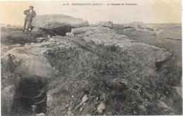 GARE DE PLOUHARNEL-CARNAC: LE DOLMEN DE RONDOSEC - Carnac
