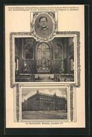 AK Breslau, Marienstift, Josefstr. 5 /7, Curator Monsignor A. Sambale - Schlesien