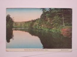Groton : Nashua River - Etats-Unis