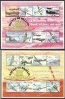 PK385 ST.VINCENT & GRENADINES WAR AVIATION BATTLE OF BRITAIN 2KB MNH - Guerre Mondiale (Seconde)