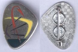 Insigne De La 521e Brigade D'Engins De Friedrischafen - Armée De L'air