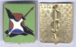 Insigne De La Base Aérienne 142 - Boufarik - Airforce