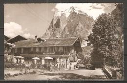 Carte P ( Grindelwald / Restaurant ) - BE Berne