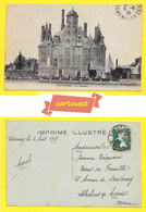 CPA 51 Montmort    ♥️♥️☺♦♦  Le Chateau  1925 - Montmort Lucy