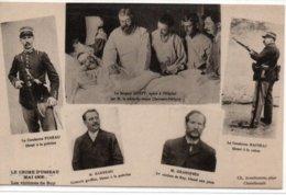 Le Crime D'Usseau -Mai 1905-Les Victimes De Roy - France