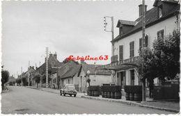 Dompierre-sur-Besbre - Hotel Du Chemin De Fer , Avenue De La Gare - Autres Communes