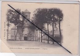 Givet-Charlemont (08) L'Eglise - Givet