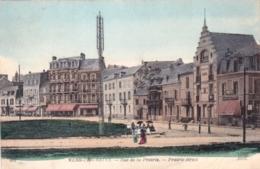 80 - Somme - MERS Les BAINS - Rue De La Prairie - 1919 - Mers Les Bains