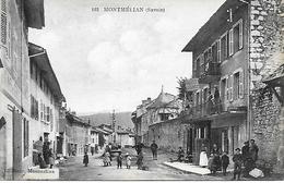 MONTMELIAN -  HOTEL CHAVOZ - Montmelian