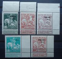 Mnh** - 1910-1911 Caritas