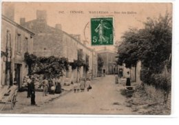 Maillezais-Rue Des Halles - Maillezais