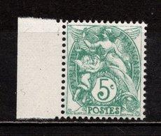 Type Blanc N° 111**,bdf, Superbe - 1900-29 Blanc
