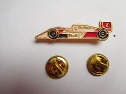 Beau Pin's , Auto F1 , Formule 1 , McLaren Honda , Shell , Tabac Marlboro - F1