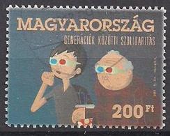 Ungarn  (2012)  Mi.Nr.  5568  Gest. / Used  (4gd02) - Ungarn