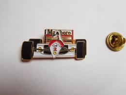 Beau Pin's En Relief , Auto F1 , Formule 1 , McLaren Honda , Shell , Tabac Marlboro , Gerhard Berger - F1
