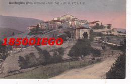 BOCCHEGGIANO - LATO A SUD F/PICCOLO VIAGGIATA - Grosseto