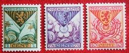 Kinder Zegels Child Welfare Kinder Enfants NVPH 166-168 (Mi 164-166) 1925 POSTFRIS/ MNH ** NEDERLAND / NIEDERLAND - 1891-1948 (Wilhelmine)