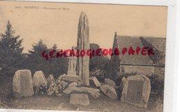 29- PLOZEVET - MONUMENT AUX MORTS   FINISTERE - Plozevet