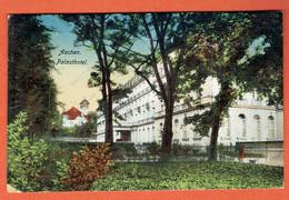 200 P - Aachen Palasthotel - Stornierung Coln Le 2-2-1922 Sur D.Reich 130 Vers Linger-Pétange-Luxembourg - Aachen
