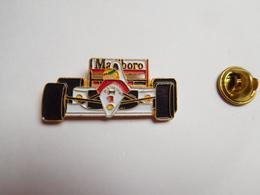 Beau Pin's En Relief , Auto F1 , Formule 1 , McLaren Honda , Shell , Tabac Marlboro , Ayrton Senna - F1