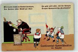 53161375 - Werbung Continental Gummiabsaetze - Cartes Postales