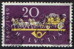 Schweiz, 1949, MiNr 520, Gestempelt - Svizzera