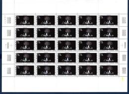 = Journée Du Timbre, La Lettre à Mélie, D'Avati Feuille Complète Neuve N°2078 X25 à 1f30 + 30c - Feuilles Complètes