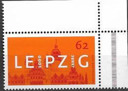 2015 Deutschland Allem. Fed.  Mi.3164 **MNH  EOR  1000 Jahre Leipzig - [7] Repubblica Federale