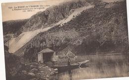 Le Pont De Lignon  L'embarcadère.  Cp110 - Non Classificati