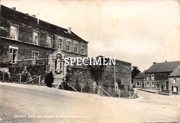 Ecole Des Garçons Et Maison Communale -Chanly - Wellin