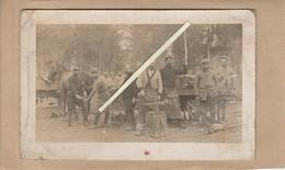 Grande Guerre  14/18, Poilu, Militaire, Maréchal Ferrand, Cheval. - 1914-18