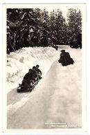 GERARDMER (88) - Piste Et Course De Bobsleigh - Ed. LL. - SPORTS D' HIVER - BOBSLEIGH - Gerardmer