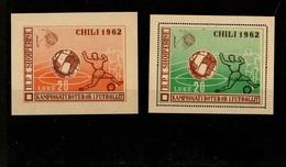 Albania,1962,World Cup, Chile, MNH/** - Fußball-Weltmeisterschaft