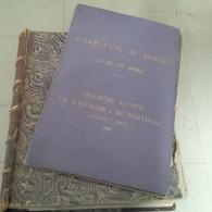 MAGNIFIQUE ALBUM PHOTO STEAM YACHT AR NEDELEC 1899 CROISIERE ESPAGNE MAROC PORTUGAL - Albums & Collections