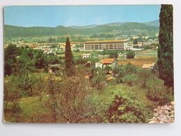 Carte Postale : 83 BRIGNOLES : Vue Générale Avec Le Nouvel Hôpital - Brignoles