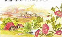 ~ JP  ~  88  ~    BONJOUR   De    CHATEL  SUR  MOSELLE  ~ - Chatel Sur Moselle