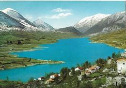 L'AQUILA - VILLETTA BARREA - IL LAGO VG - L'Aquila