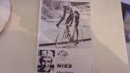 EQUIPE MERCIER MIKO ALBAN ROBERT EVRARD COSNE SUR LOIRE - Ciclismo