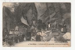 PONT REAN - LA GROTTE DE N. D. DE LOURDES -  LE JOUR DE L'INAUGURATION - 35 - France