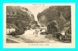A812 / 093 39 - La Chute De L'Ain à SYAM Agenda P.L.M. 1925 - France