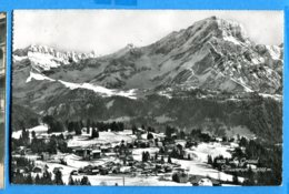 NY251, Le Grand Muveran, 1402, O. Sartori, Circulée 1955 Villars Sur Ollon  Alpes Vaudoises - VD Vaud