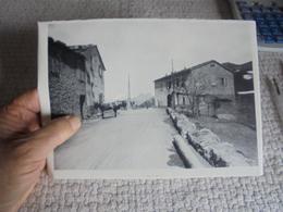 Col De Brouis 16.5 X 23cm Page Issue D'un Livre D'avant Guerres Les Maisons Avant Destruction 1909 - Unclassified