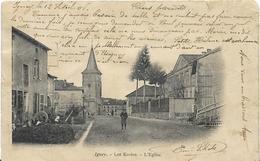 ~  JP  ~  88   ~    IGNEY     ~      Les écoles ~ L ' église     ~    Unique   ~ - Andere Gemeenten
