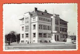 200 P - Pétange Hôtel De Ville - Nels Bromurite - Imprimerie Meyer & Hueber A Pétange - Pétange