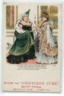 ILLUSTRATEUR GUILLAUME Carte RARE  No 29 Buvez La GENTIANE SUZE Apéritif Tonique Médaille D'Or Paris 1900   D04 2020 - Illustratori & Fotografie