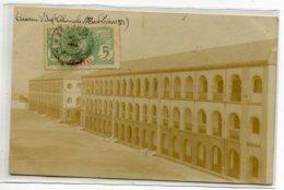 SENEGAL DAKAR   Carte Photo Caserne Coloniale La  Madeleine  écrite Par Militaire Y Travaillant   D04  2020 - Senegal